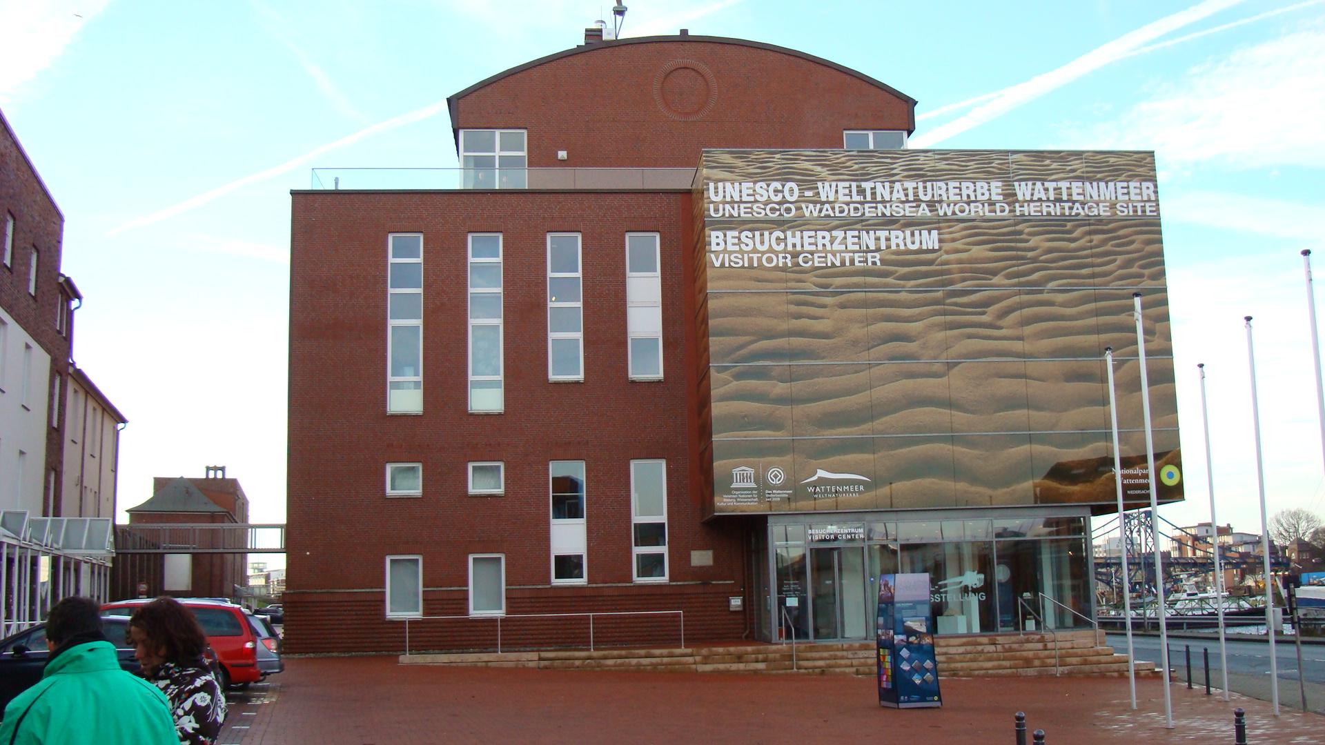 UNESCO Weltnaturerbe Wattenmeer Besucherzentrum in Wilhelmshaven