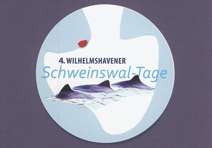4. Wilhelmshavener Schweinswal-Tage vom 03. bis 09. April 2020 (fallen aus!)